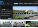 Giussani S. r. l. - sistemi calibrazione temperatura pressione, banchi prova rubinetti, apparecch