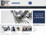 Låse og alarmer i Glostrup - Autoriseret Ruko sikringscenter - Glostrup Låse Alarm AS