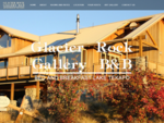 Glacier Rock Gallery Bed and Breakfast BB Lake Tekapo accommodation