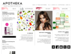 APOTHEKA Newmarket, New Zealand - An Edited Collection of Skin Care and Cosmetics.
