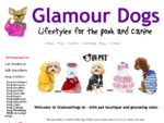 GlamourDogs. ie - online dog boutique