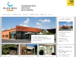 Glas Bau Creativ, Sonnenschutzzentrum Mostviertel - Der Experte für Markisen, Rollläden, Jalousien,