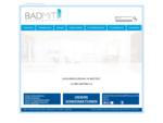 Badmit GmbH aus Ravensburg - Glas plus Bad. Produkte für den Sanitärbereich. Dusche aus Glas, Spi