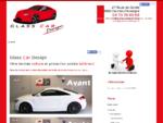 Glass Car Design vitre teintée à Clermont-Ferrand et Vichy