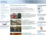 GLASTEC Rosenheim: Multifunktionale Glastechnik zur Beschattung, zum Sonnenschutz und Sichtschutz fü