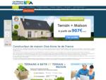 Constructeur de maison Ile de France Oise Aisne