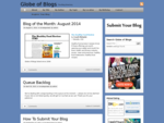 Globe of Blogs