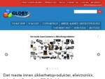 Globy AS - Det beste innen sikkerhet, elektronikk og RC-produkte - Globy AS