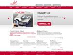 Servizi informatici, assistenza hardware, Equitrac, Papercut, Genius Bytes, Cirrato, Caresanablot, ...