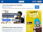 Free Webmail and Email by GMX | Sign Up Now