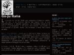 Go-Ju Italia, Arti marziali Gran Maestro Rossato - Padova Go-Ju Italia