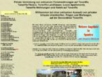 go Teneriffa Private und exclusive Ferienhäuser und Wohnungen auf Teneriffa