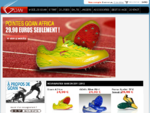 pointes athletisme Goan - Goan