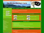Go Birdz Rental Cars | Car Hire in Northland Auckland New Zealand