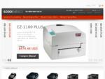 Godex Impresoras Codigos de Barra El mejor precio - Impresoras Godex Mexico - Distribuidor ...