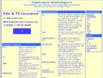 Goedkoopste-verzekeringen. nl, goedkoop verzekeren, lage premies, verzekering