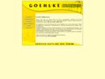 Goehlke Schanktechnik, Thekenbau und Reinigung