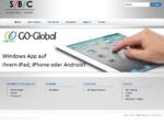 Willkommen auf der Startseite - SBC Distribution GmbH