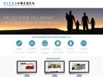 Professionella hemsidor IT lösningar - Plexa Sweden - Spetskompetens inom webb och IT