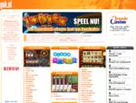gok. nl - Spelen op betrouwbare gokkasten en fruitatomaten! Online Bingo, Casino en krasloten!
