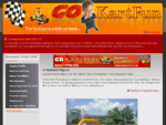 Go-Kart Fun - The best party a kid can have Επίσημη Ιστοσελίδα