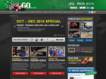 Indoor Go Karting Melbourne VIC - Moorabbin Go Karts | GO Kart Sport