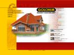 Market budowlany Golchem Zambrów Cieciorki - oferujemy materiały budowlane fundamenty, dachy, elew