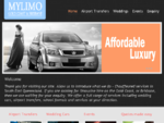 Gold Coast Brisbane - Limousines for airport transfers events 9813;