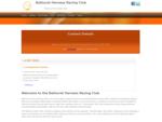 Bathurst Harness Racing Club - Home