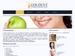 Goldent Hambahooldus - Avaleht
