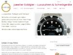 Uhren Ankauf 8211; Juwelier Goldgier Luxusuhren und Schreibgeräte