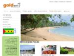 GoldTours | Sao Tome e Principe