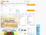 Billige fly, hotel og biludlejning - find rejse med fly hos Goleif