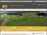 GOLF LJUBLJANA | Diners Golf Country Club Ljubljana
