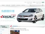 GOLF-TUNING. ru - Тюнинг автомобилей Golf