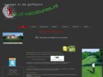 Start, Vacatures, inschrijven, adverteren, aanbod personeel, Partnerlinks, Feedback Golf-vaca