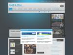 Golf 4 You- Tudo sobre o golfe nacional e internacional | O maior portal de golfe de Portugal