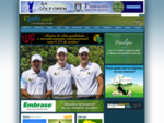 O Portal Brasileiro do Golfe > Tudo sobre golfe Notícias, Fotos, Vídeos, Equipamentos e .