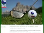 Benvenuto al Golf Club Alta Badia - GOLF CLUB ALTA BADIA DOLOMITI CORVARA