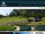 MONTEBELO GOLFE | VISEU | PORTUGAL | CAMPO DE GOLF DE 27 BURACOS