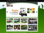 Venta, renta y reparación de carros de golf y de todo tipo de vehículos eléctricos.