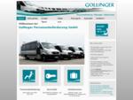 Gollinger Mietwagen Krankenbeförderung