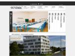 Pisarniško pohištvo Gonzaga - pisarne, vrtci, šole, knjižnice - Gonzaga