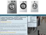 Стиральные машины. Покупка стиральной машины. Стиральные машины с вертикальной загрузкой.