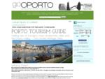 Go Oporto - Turismo na Cidade do Porto