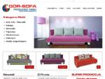 Gór-Sofa - Meble Tapicerowane