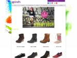 Gösh.... Los zapatos son nuestra Pasion. Dictamos la Moda del calzado juvenil en Mexico Tenis U