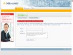 gospel.at im Adomino.com Domainvermarktung Netzwerk
