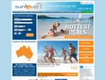 Australia accommodation, holidays, tours hotels   Sunlover Holidays