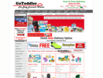GoToddler. com. au Nappies, Car seats, Highchairs, Safety gates - Free Delivery
